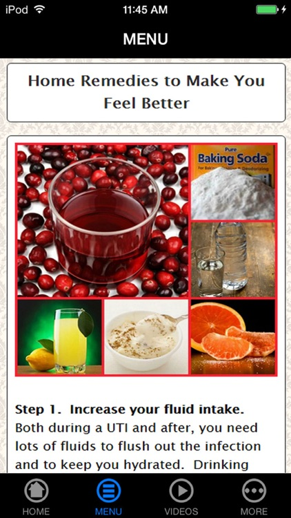 Easy Natural Remedies Guide of Urinary Tract Infections Prevention for Beginners