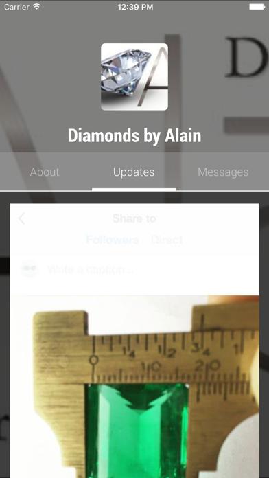Screen Shot Diamonds by Alain by AppsVillage 1