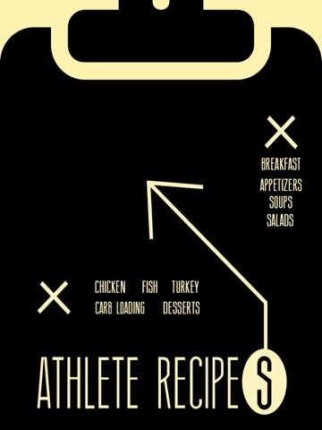 Athlete Recipes - náhled