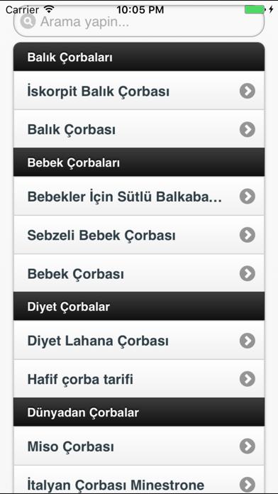 download Çorba Tarifleri indir ücretsiz - windows 8 , 7 veya 10 and Mac Download now
