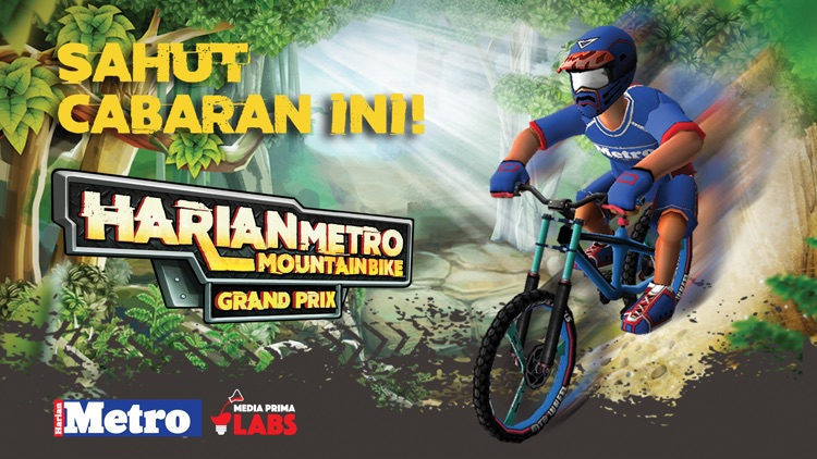 HM MTB for Harian Metro