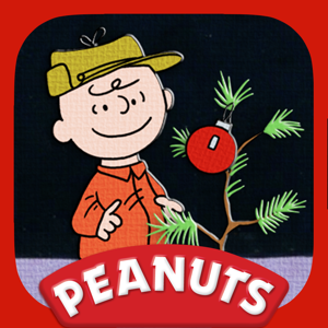 A Charlie Brown Christmas + iMessage Sticker Pack! app