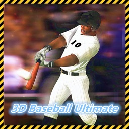 3D Baseball Ultimate - Win The Champion