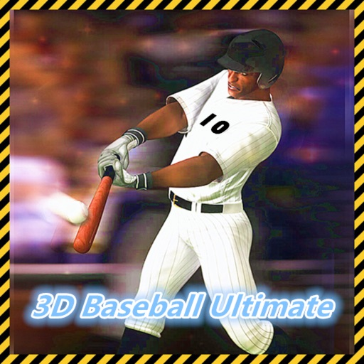 3D Baseball Ultimate - Win The Champion icon