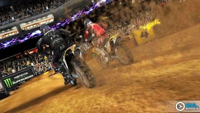 Скриншот №4 к Ricky Carmichaels Motocross Matchup Pro
