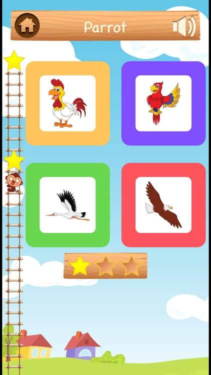Learning Cute Animals screenshot-3
