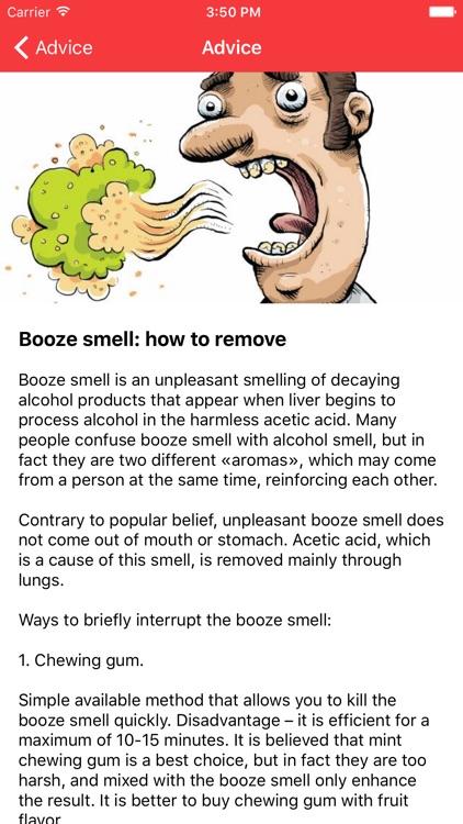 Breathalyzer - alcohol test & alco calculator screenshot-4