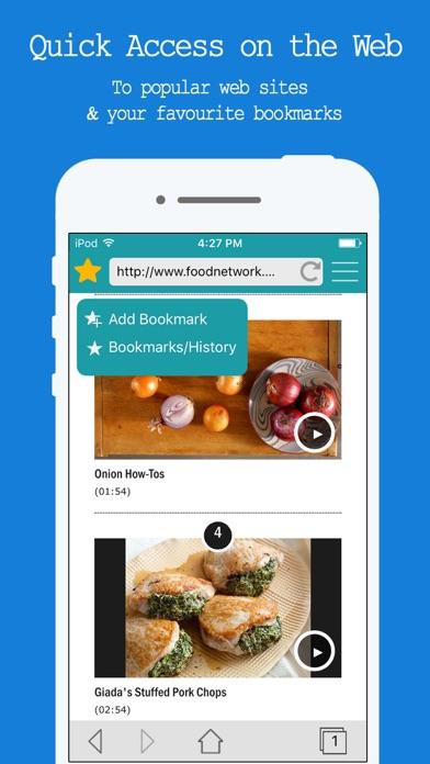 Web Browser Free - Internet Browsing & Safe Search screenshot four