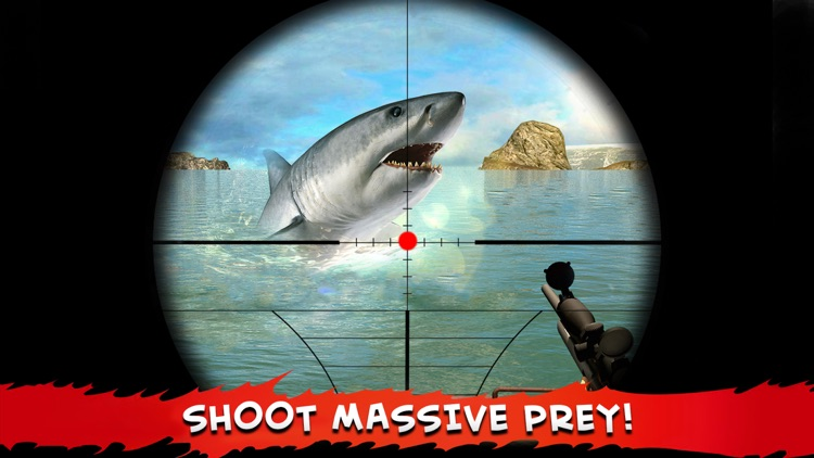 Hungry Piranha Hunting - Shark Spear-fishing world screenshot-2