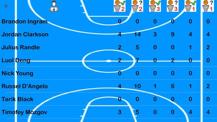 iBasket Scout screenshot-4