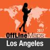 洛杉矶 离线地图和旅行指南