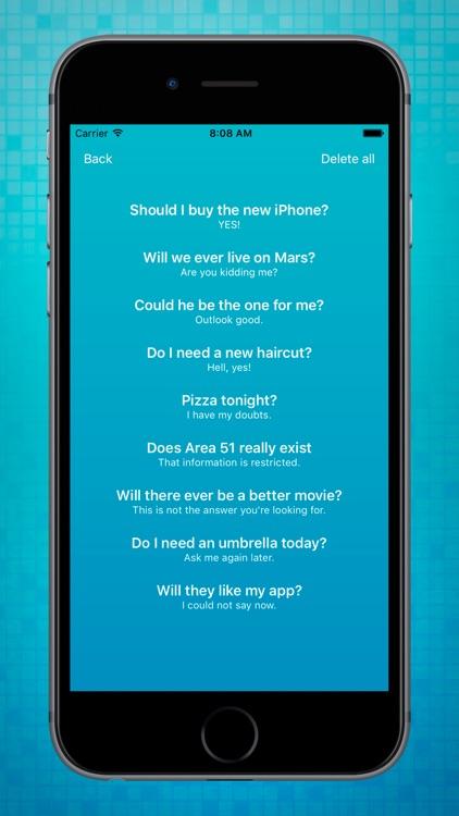 Yes/No Questions Guru screenshot-4