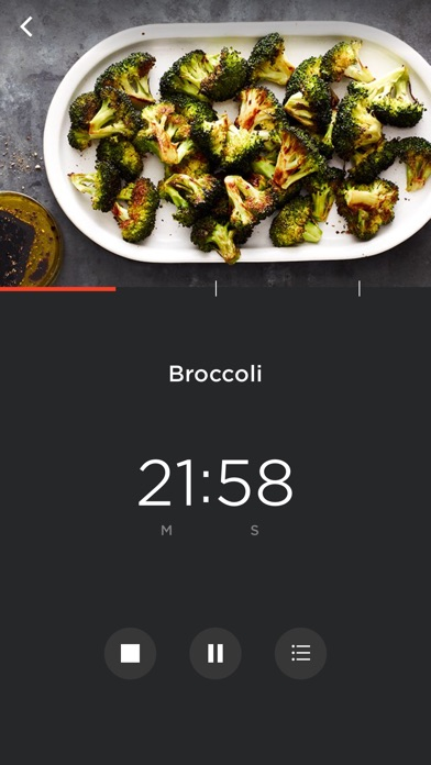 Epicurious app image