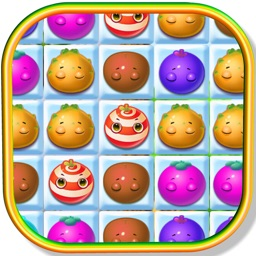 Fruit Crusher Match 3 entertainment super hit easy game