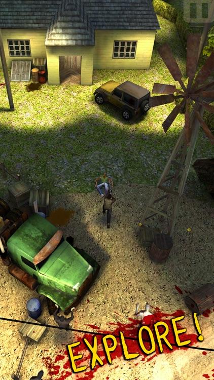 Running Dead - Zombie Apocalypse screenshot-4