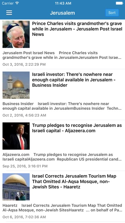 Israel News Today & Radio Pro - Live & Breaking screenshot-3