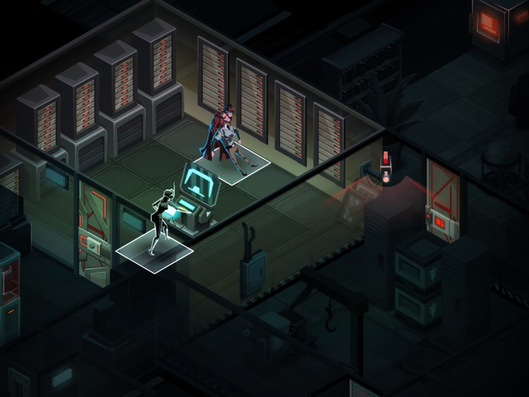 Invisible, Inc. screenshot-4