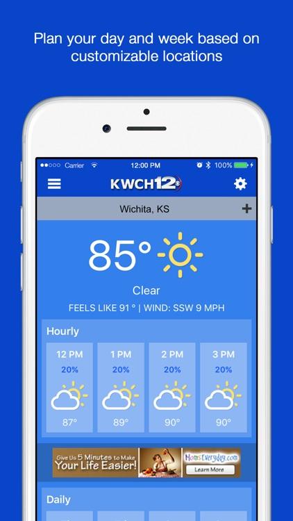 KWCH 12 News screenshot-3
