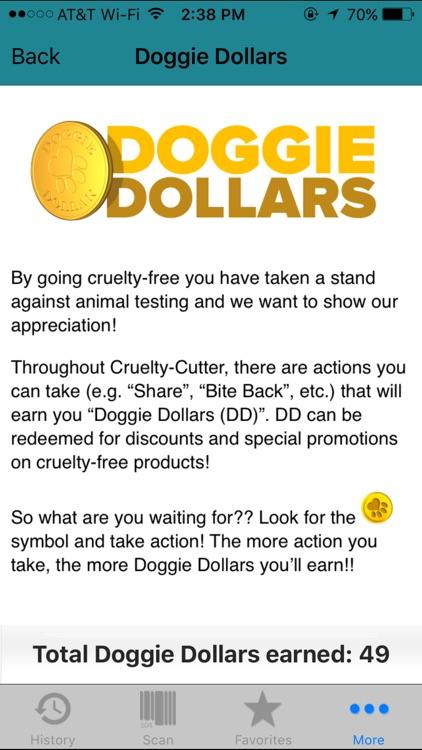 Cruelty Cutter app image