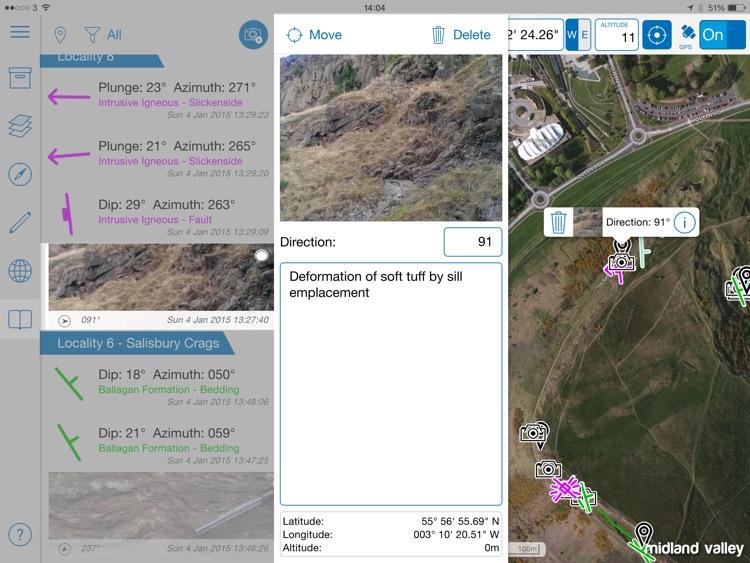 FieldMove screenshot-3