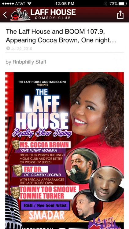 Laff House Comedy screenshot-4