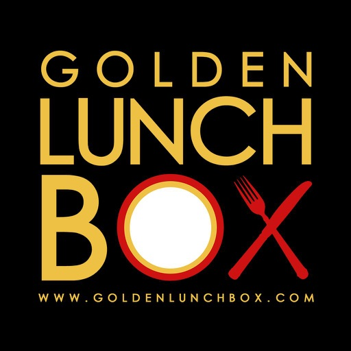 Golden Lunch Box