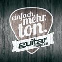guitar – Zeitschrift für Gitarristen und Bassisten