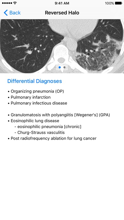 Differential Diagnosis Guide