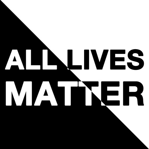 All Lives Matter Stickers