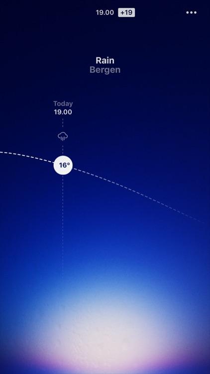 Sun - weather forecast powered by Dark Sky screenshot-0