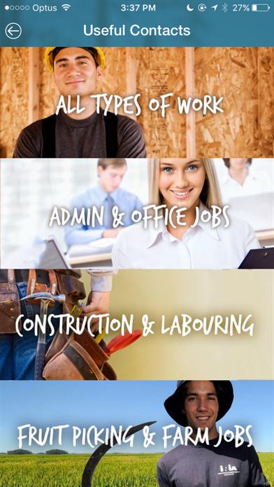 Oz Jobs screenshot two