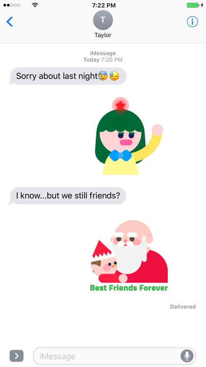 Christmasmoji - Christmas Emojis and Stickers screenshot-4