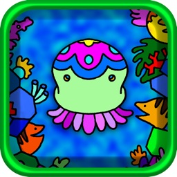 Aquarium Coloring  ~Ocean Life~