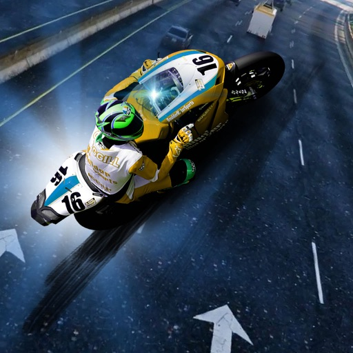 Speedway Motorcycle Traffic - Incredible Motorcycle Racing Game icon