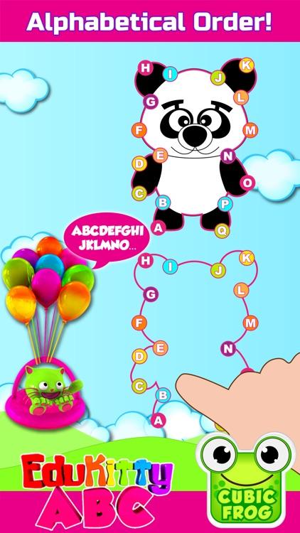 EduKitty ABC - Learn Alphabet screenshot-3