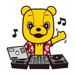 DJ GOEMON Stickers
