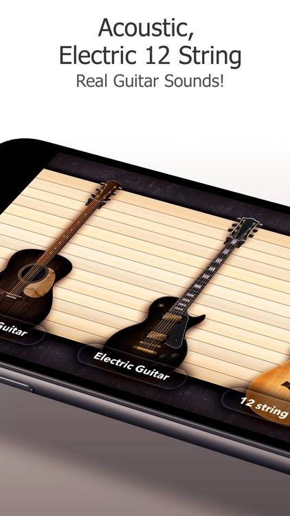 Real Guitar Pro - Guitar Chords, Games & Song Tabs screenshot-3