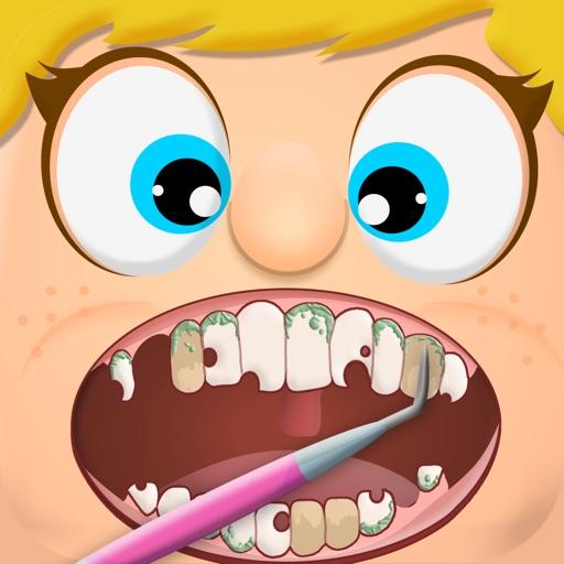 Dentist Office Kids - Crazy Teeth & Dental Games!