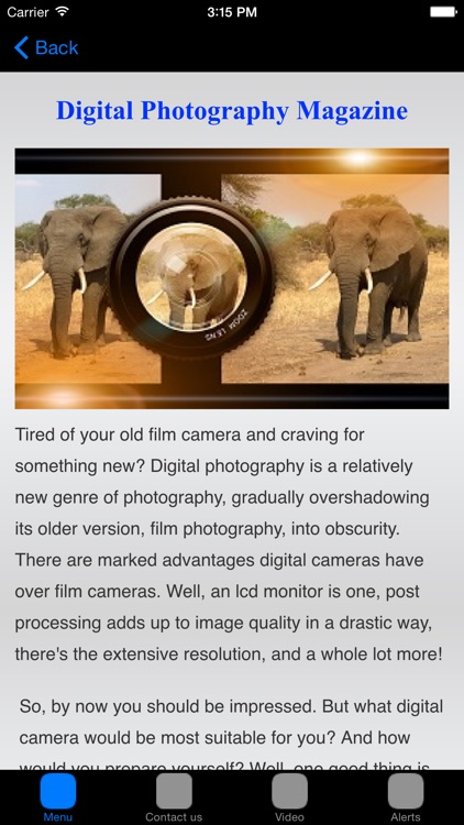 Photography Tips & Photography Techniques screenshot-4