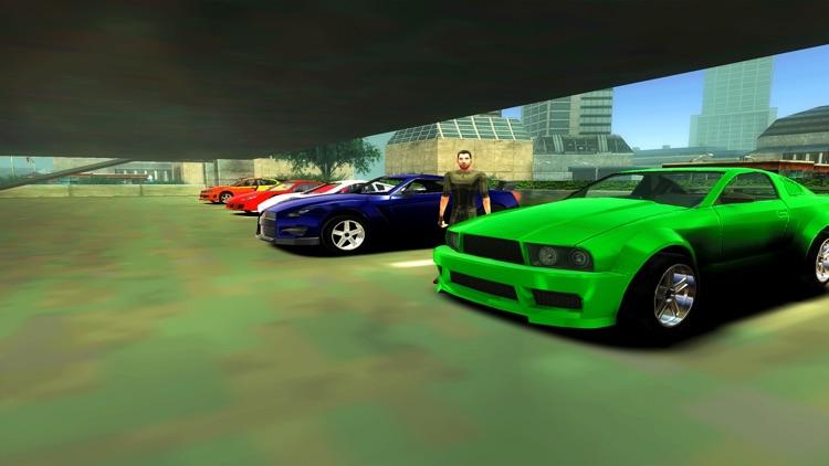 Driving In Car Reloaded : Car Driving Simulator screenshot-4
