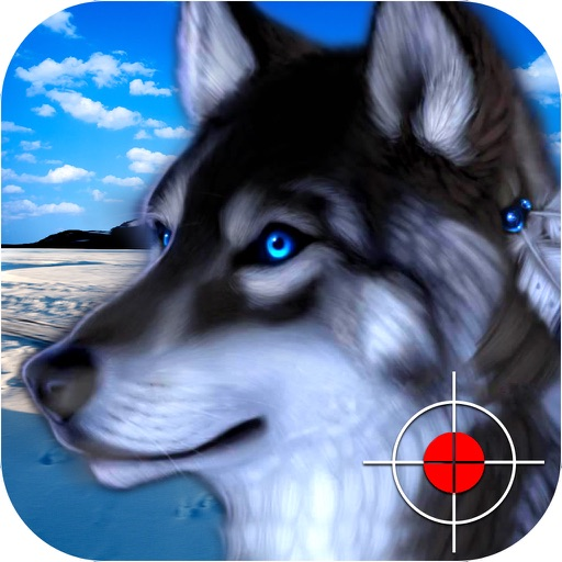 Wolf Hunter Sniper Shooter icon