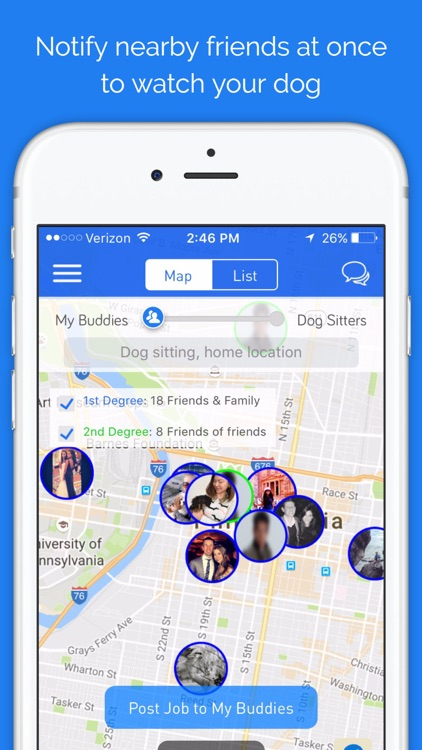 Doggy Buddies (DoggyBnB) - dog sitting network