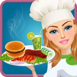 Crazy Chef Kitchen Fever Cooking Games