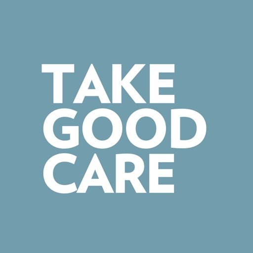 Take Good Care Stickers