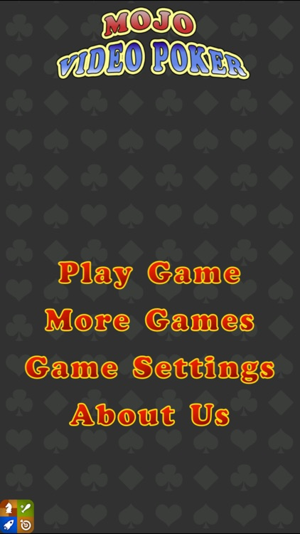 Mojo Video Poker screenshot-3