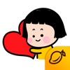ミム (MiM) animated - Mango Sticker