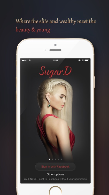 SugarD - #1 Sugar Daddy Dating App