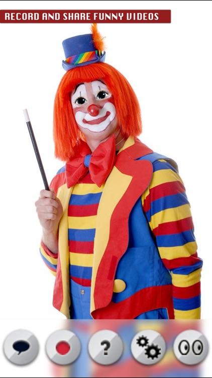 Talking Clown