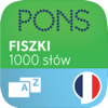 Fiszki 1000 słów - Francuski na co dzień