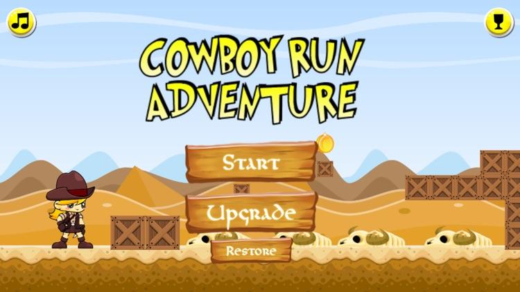 Cowboy Run Desert Adventure